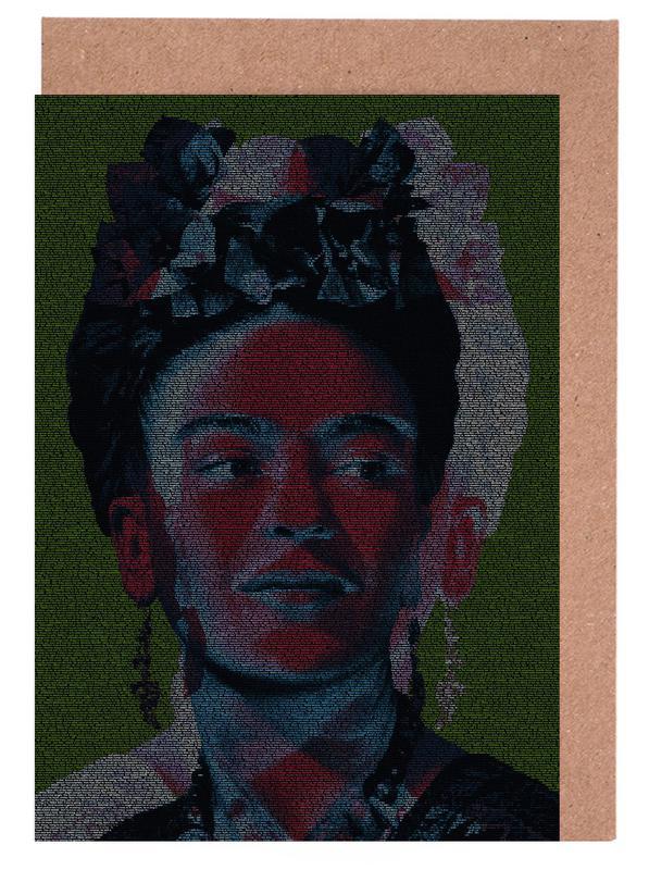 Frida Greeting Card Set