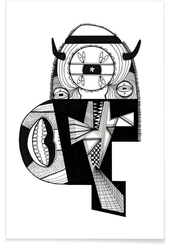 monsterfish Poster