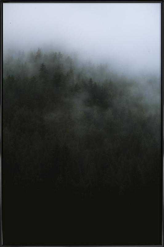 The Woods I Framed Poster