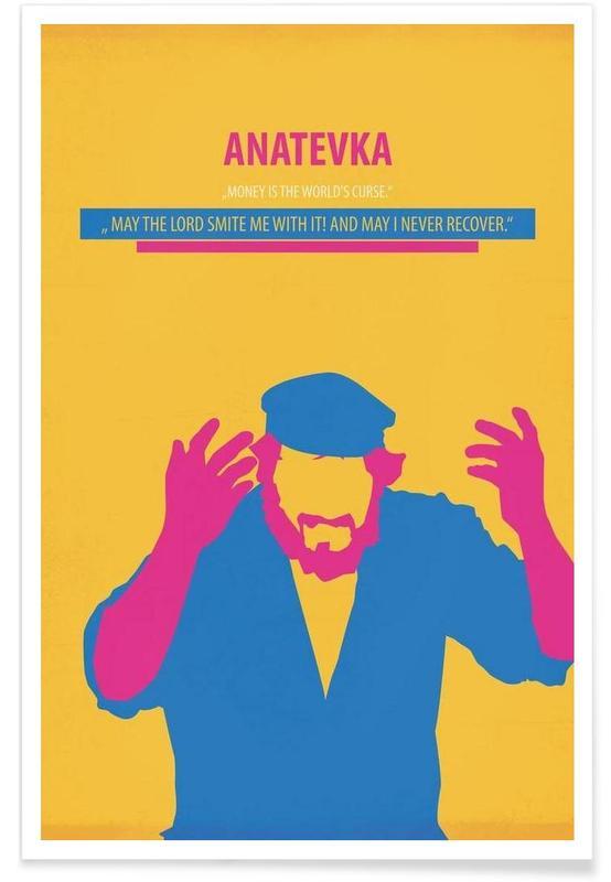 Anatevka II Poster