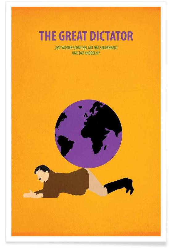 The great Dictator -Poster