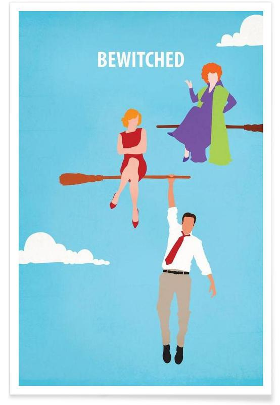 Bewitched -Poster