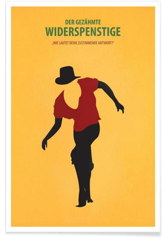 Il Bisbetico Domato -Poster