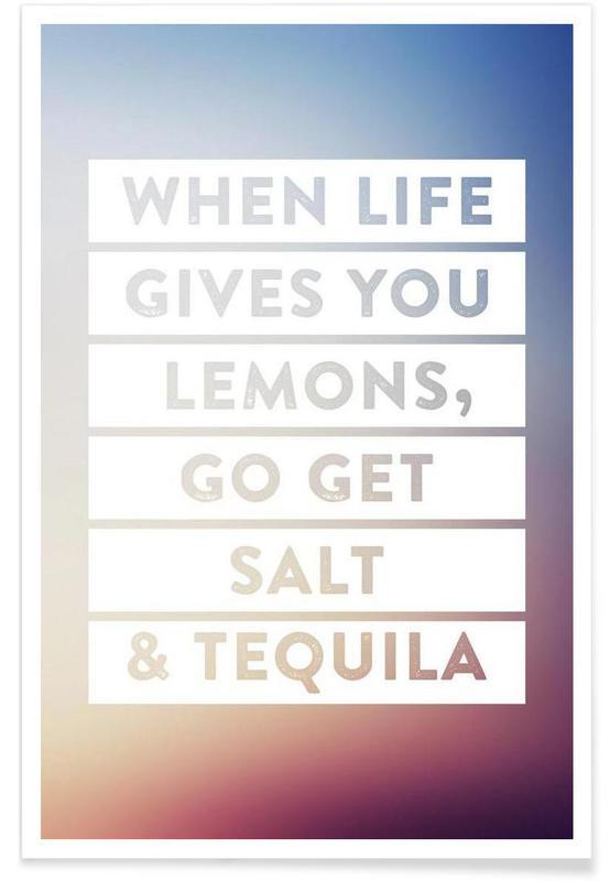 Lemons -Poster