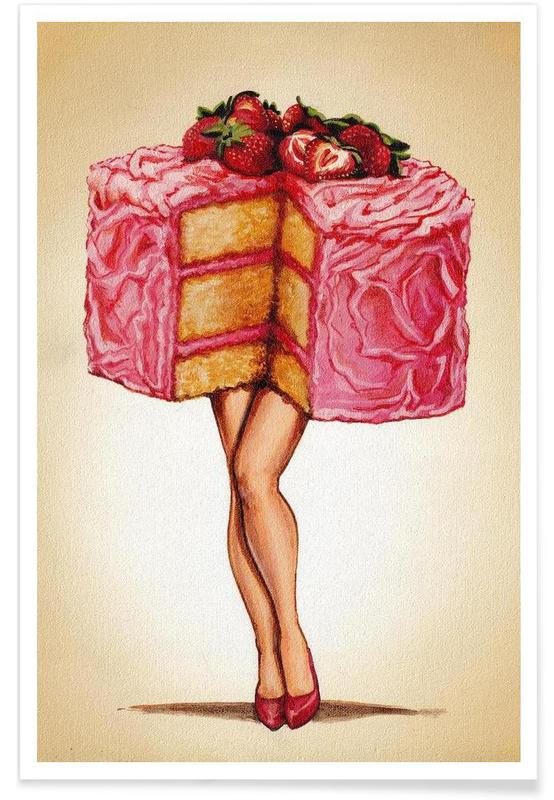 Hot Cakes Poster