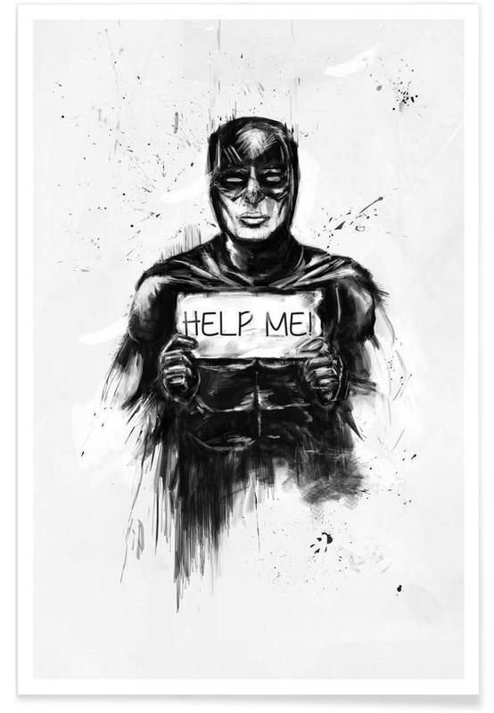 Help me! affiche