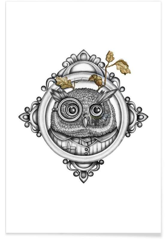 Owl -Poster