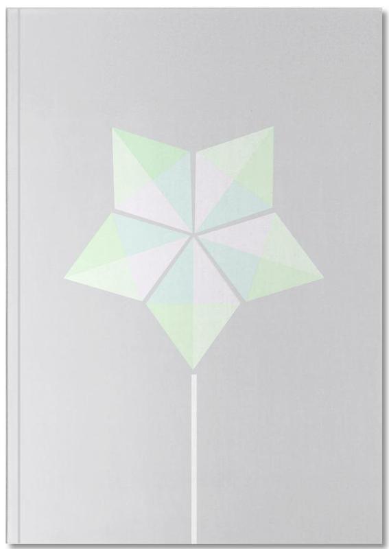 Windrad Premium Notizbuch | Garten > Dekoration | Mehrfarbig | Papier