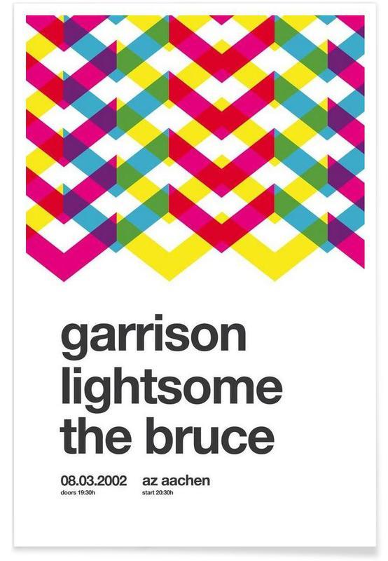 Garrison Poster