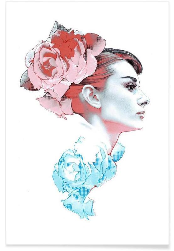 Audrey II -Poster