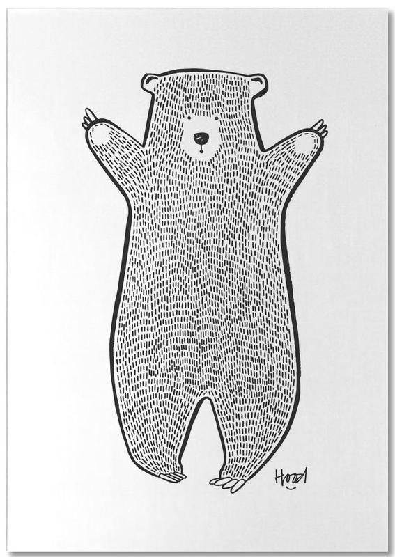 Bear 2 -Notizblock