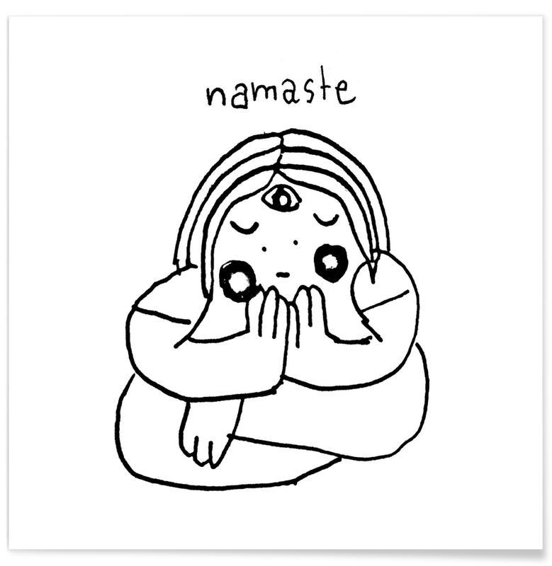 Namaste -Poster