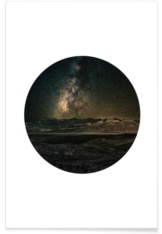 Circular 3 Death Valley Poster
