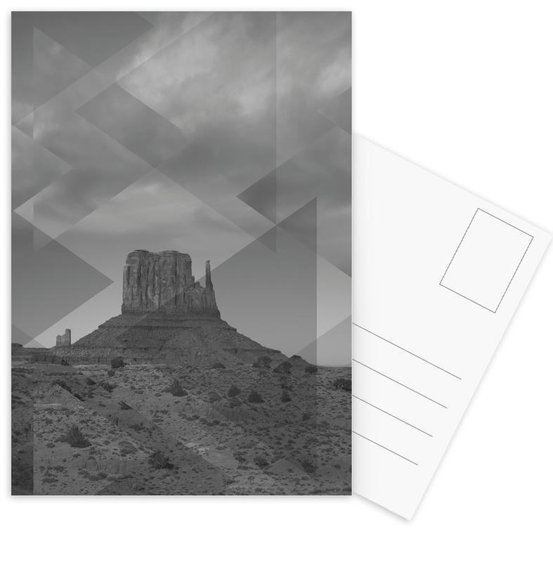 Scattered 4 Monument Valley -Postkartenset