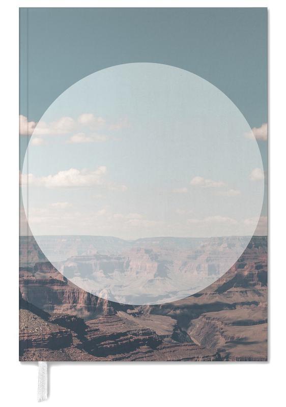 Grand Canyon Circular Personal Planner