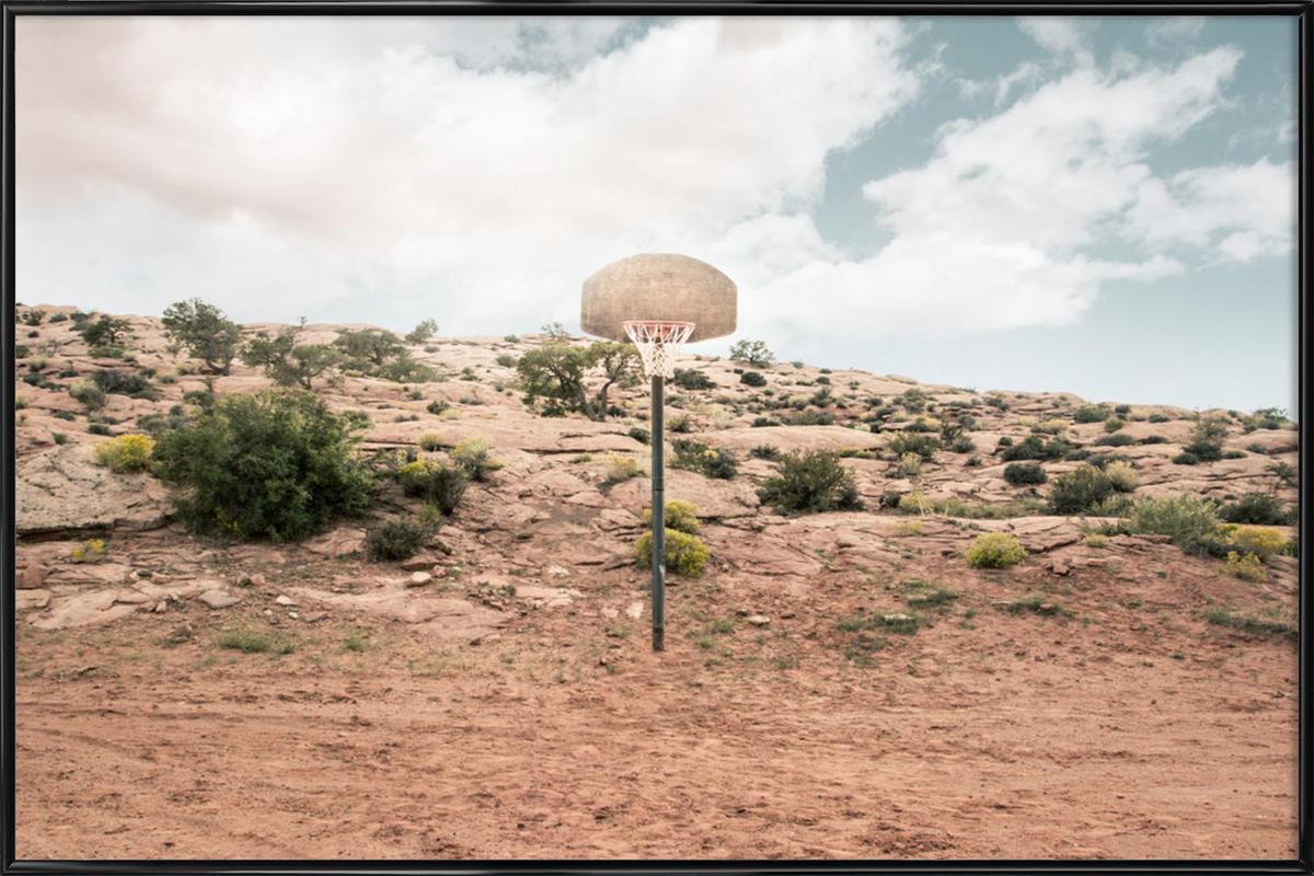 Arizona, USA -Bild mit Kunststoffrahmen