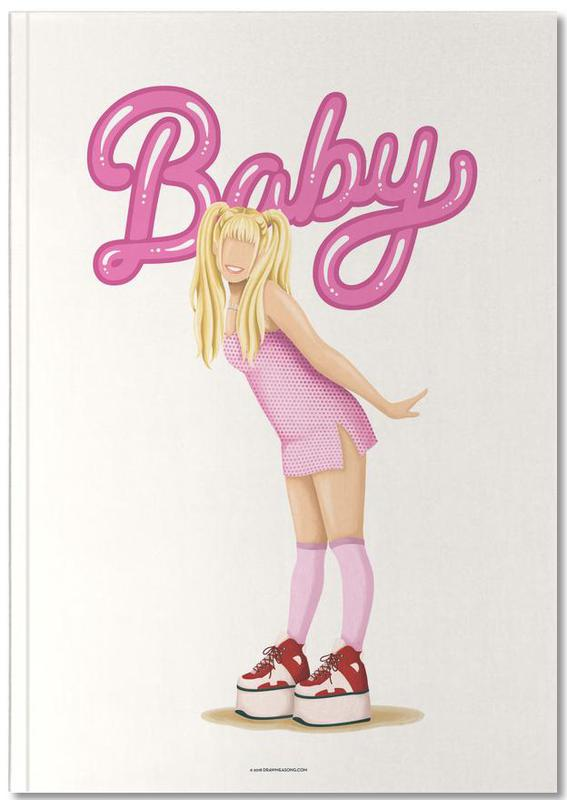 Baby Premium Notizbuch | Dekoration > Accessoires | Mehrfarbig | Papier