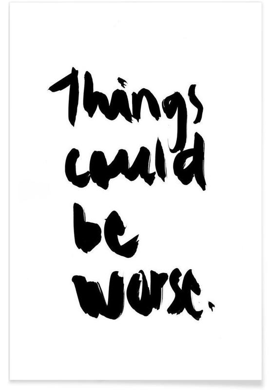 Things Could Be Worse Poster