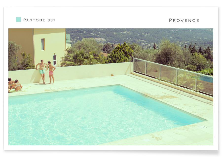 Provence 331 Premium Poster