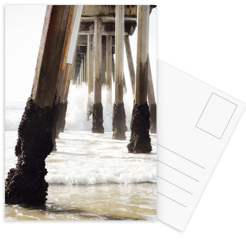 Hermosa Pier Postcard Set
