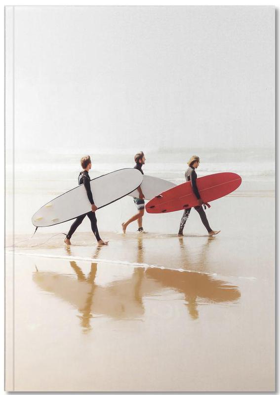 Surf Triple 2 Notebook