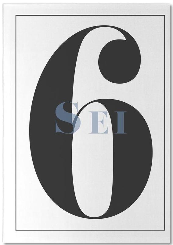 Numero 6 bloc-notes