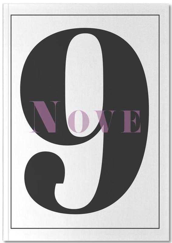 Numero 9 Notebook