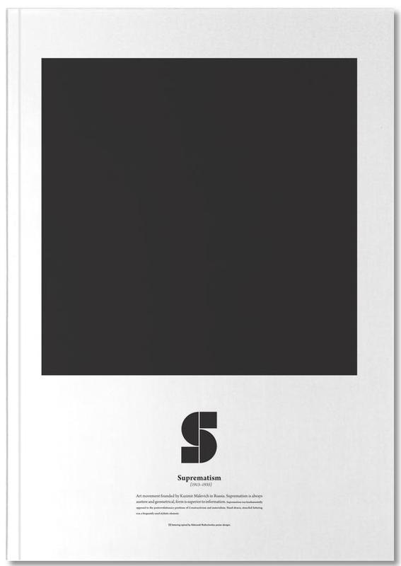 S - Suprematism Notebook