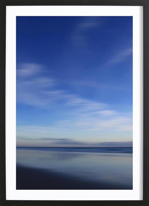 Mare 989 -Bild mit Holzrahmen