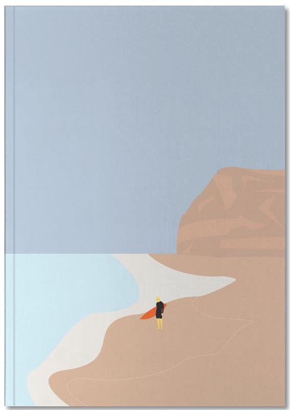 Fornøjelse Surf No. 01 Notebook