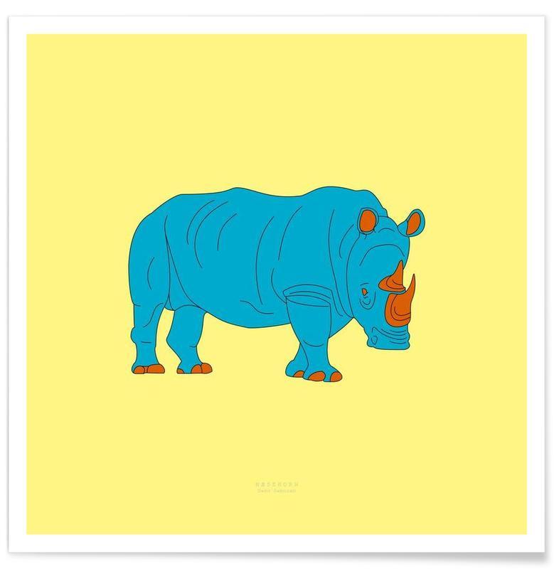 Nashorn Poster