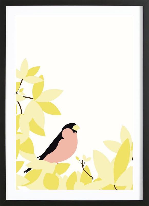 æder frø no.01 Framed Print