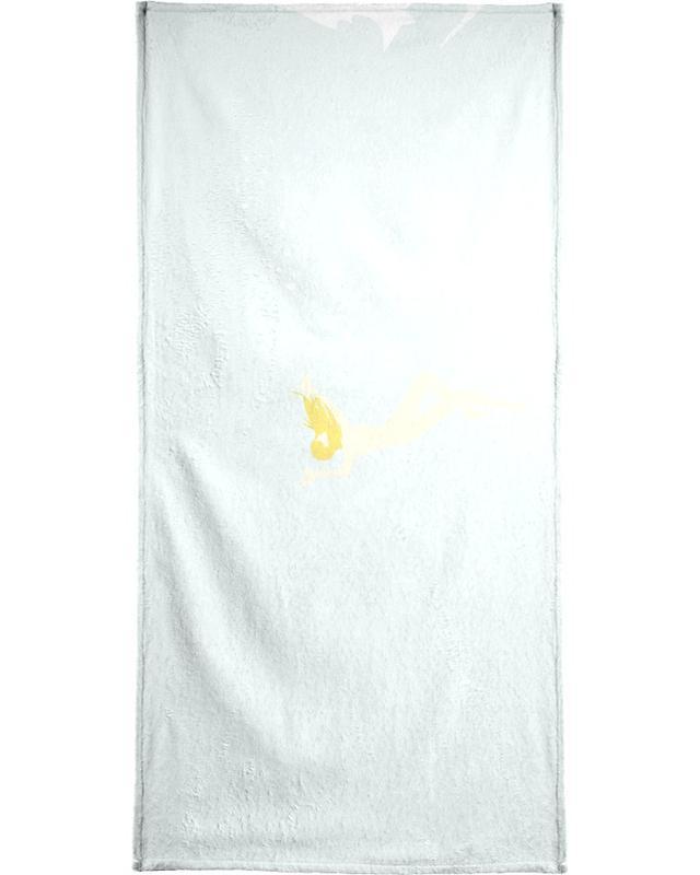 Dykning serviette de bain