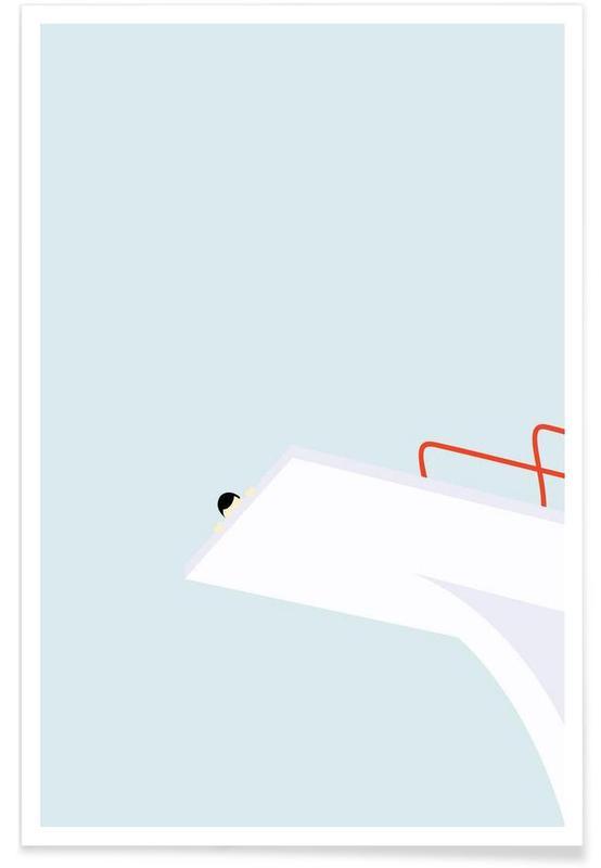 Højdeskræk Poster