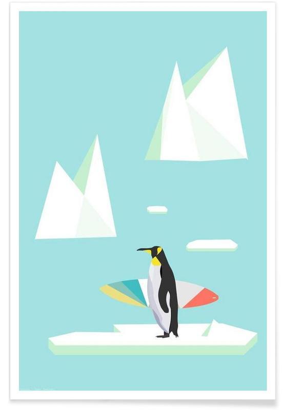 Pingvin Poster