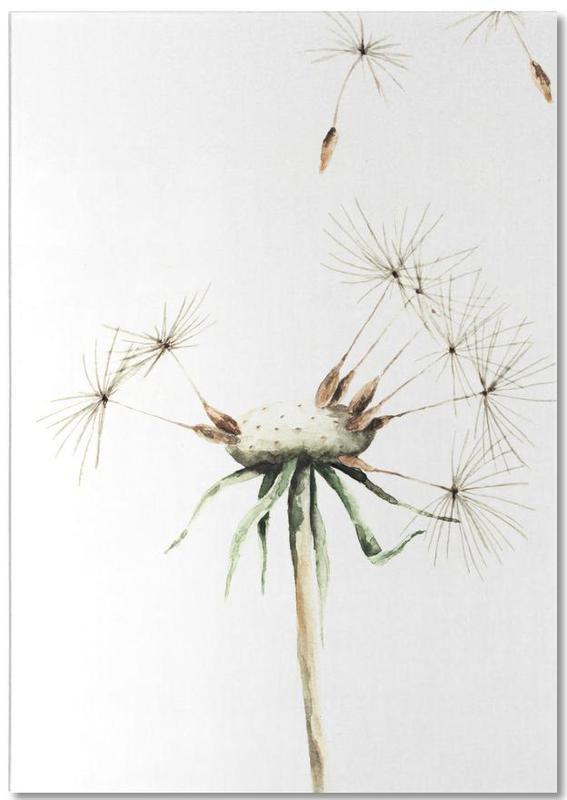 Dandelion Notizblock   Dekoration > Accessoires   Mehrfarbig   Papier