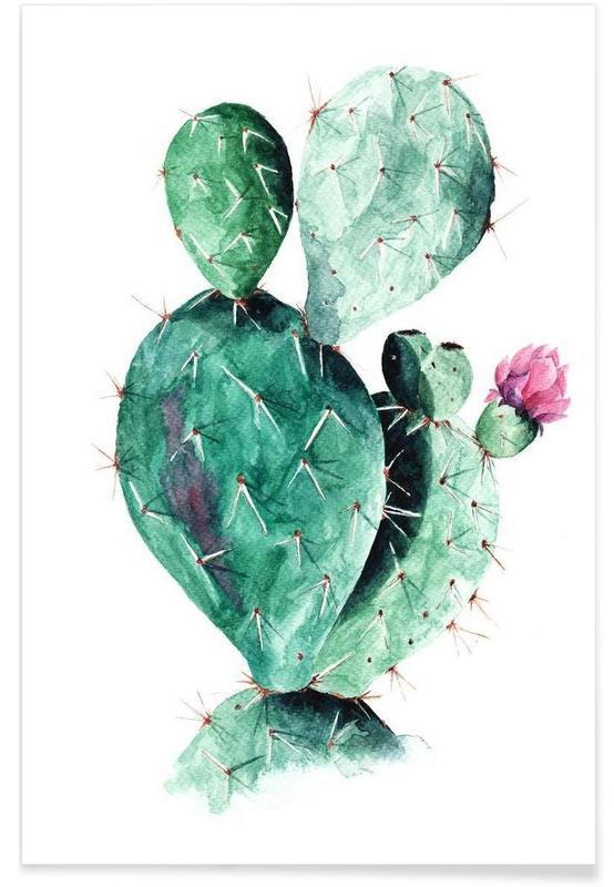 Cactus affiche