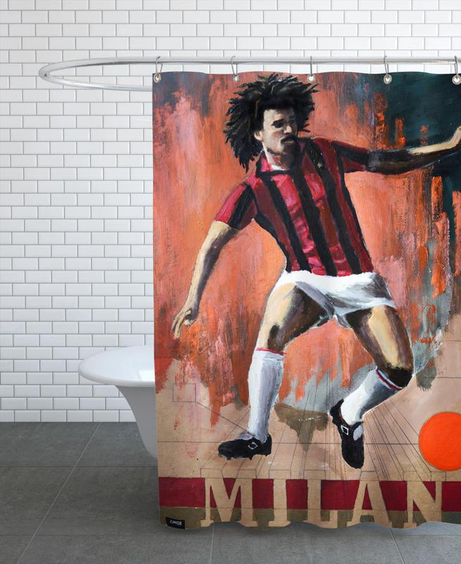 One Love - Milan Shower Curtain
