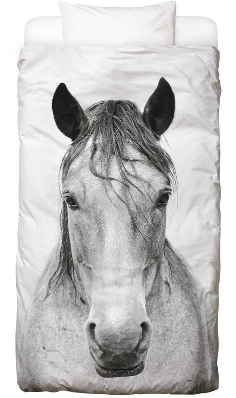 Horse I -Kinderbettwäsche