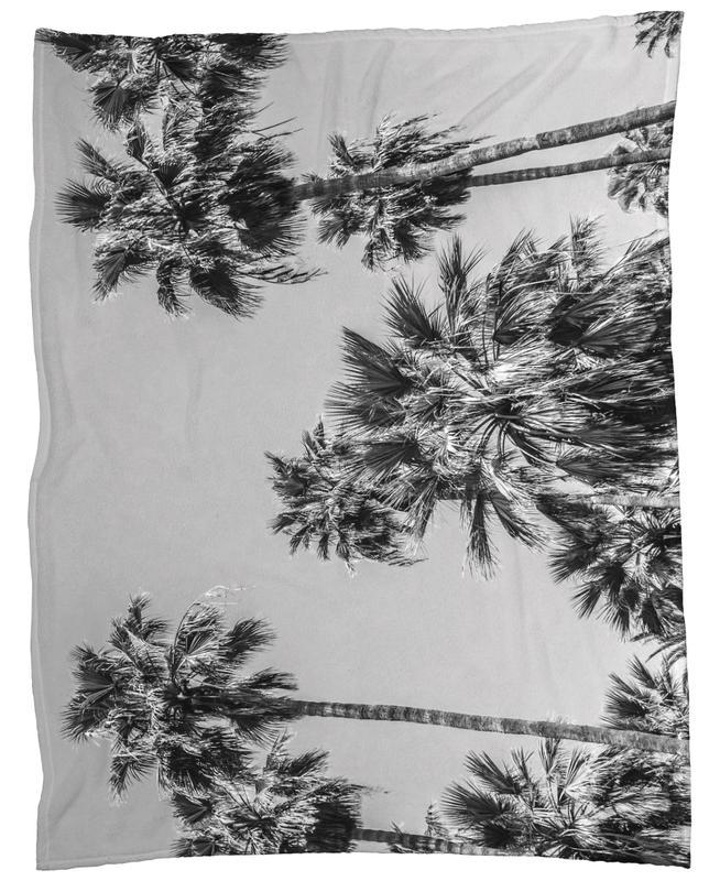 Sabal Palmetto I Fleecedecke | Heimtextilien > Decken und Kissen > Mehr-Decken | Mehrfarbig