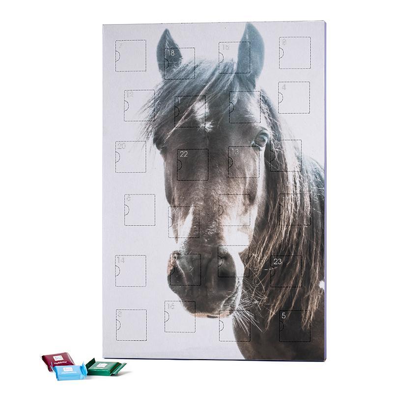 Horse 2019 Chocolate Advent Calendar - Ritter Sport