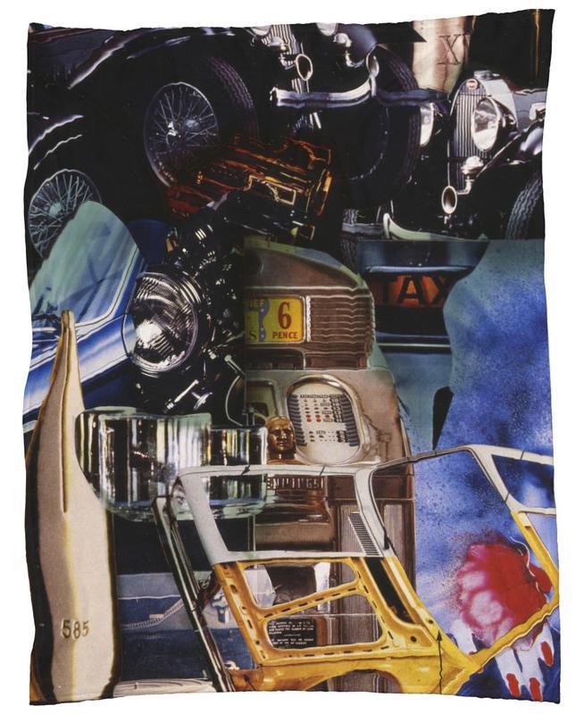 Value 585, 1980 Fleece Blanket