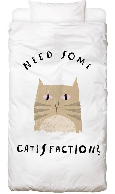 Catisfaction 8 Bed Linen