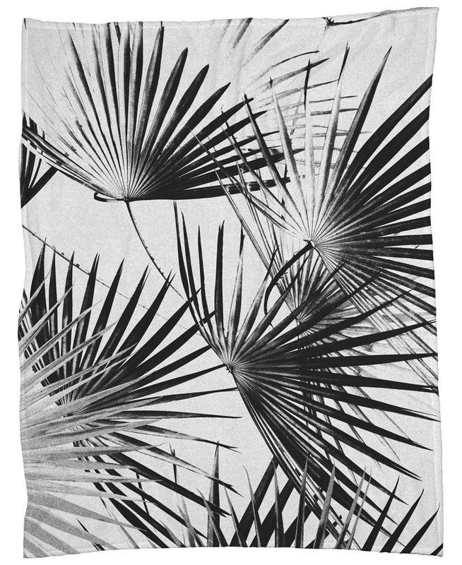 Tropical #5 Fleecedecke | Heimtextilien > Decken und Kissen > Mehr-Decken | Mehrfarbig