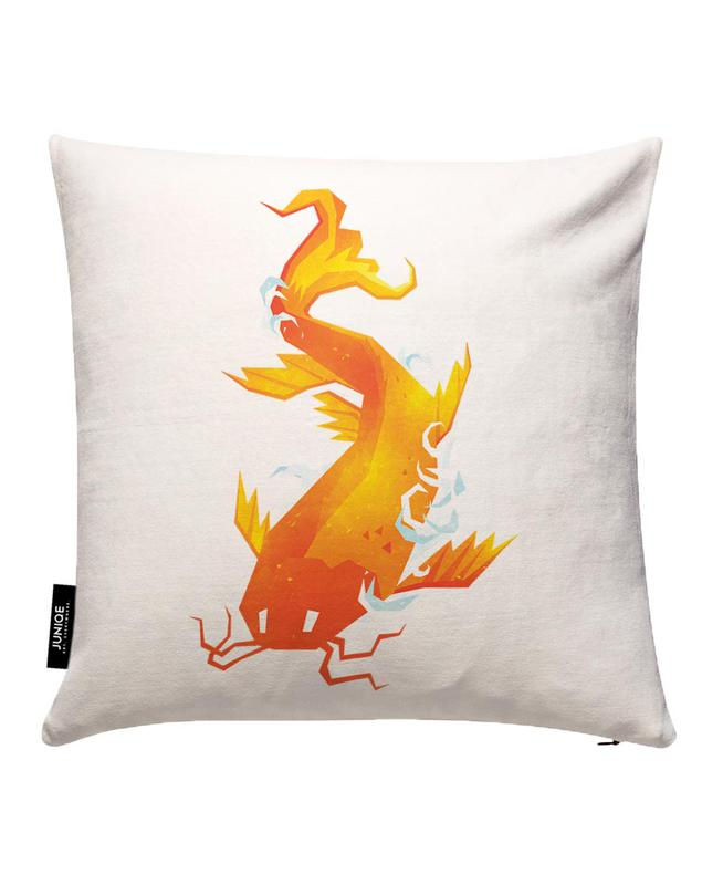Koi Cushion Cover