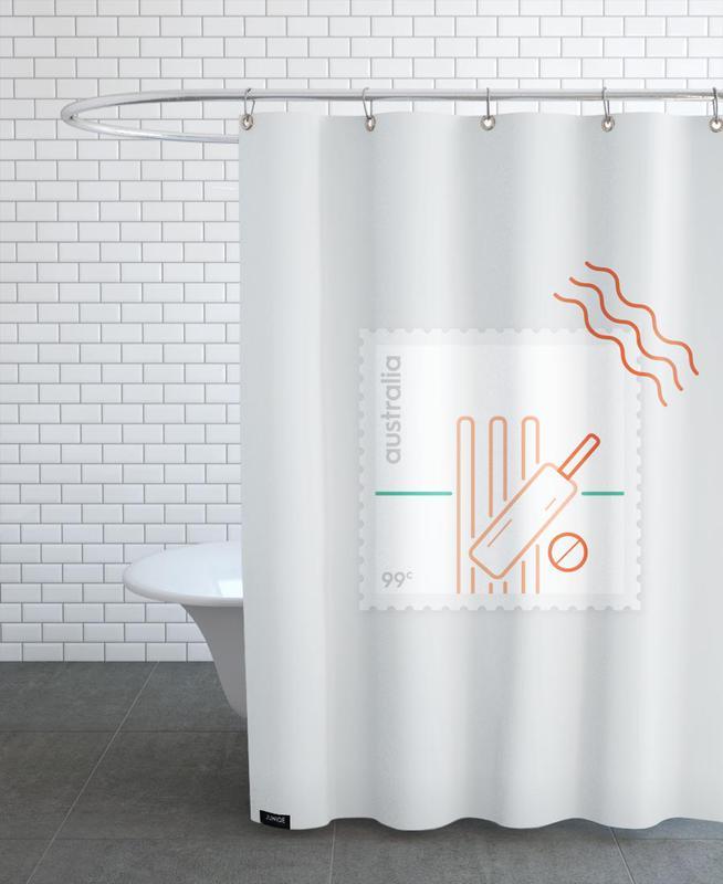 Cricket -Duschvorhang