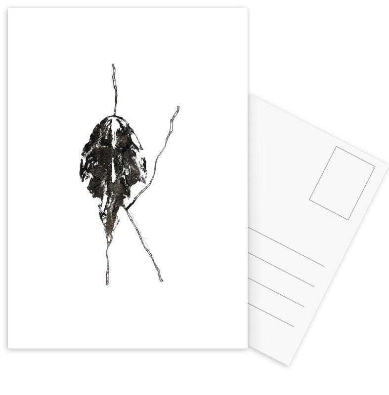 K Postcard Set