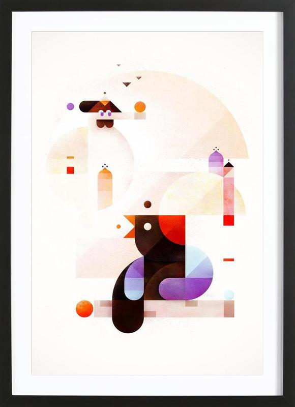 Bubbledream Framed Print