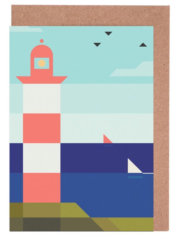 Lighthouse cartes de vœux