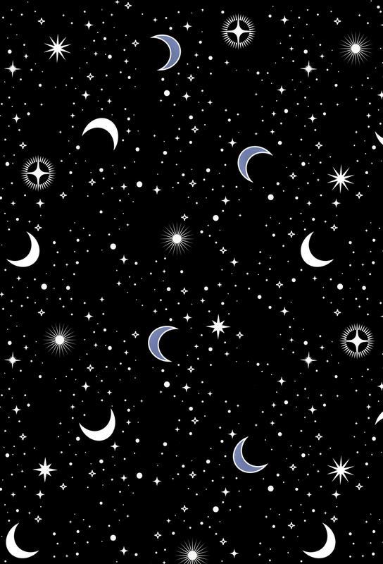 Stars Holiday Aluminium Print